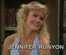 Jennifer Runyon in Charles In Charge