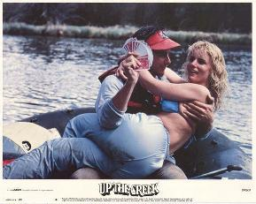 Up The Creek Lobby Card